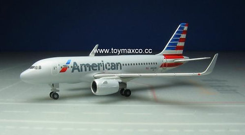 American Airlines A319 1:500 HE530835