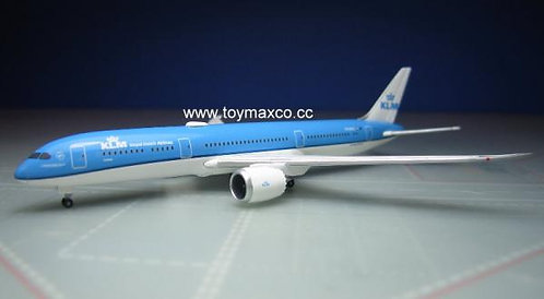 KLM B787-9 PH-BHQ Orchid 1:500 HE528085-002