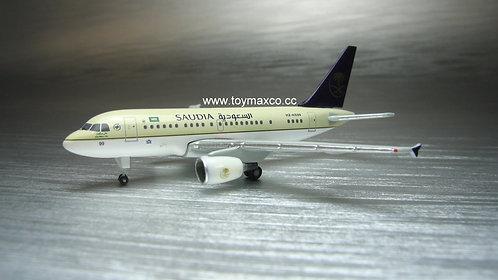 Saudia Royal Flight A318 HZ-AS99 1:500 HE534727
