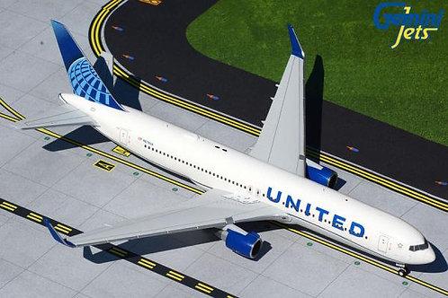 United B767-300ER N767UA 1:200 G2UAL893