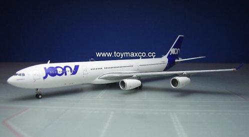 JOON A340 F-GLZP 1:400 GJJON1765
