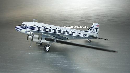 Pan American DC-3 NC33611 Clipper Tabitha May 1:200 HE570886