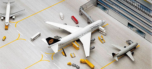 Airport accessories I 1:500 HE519472