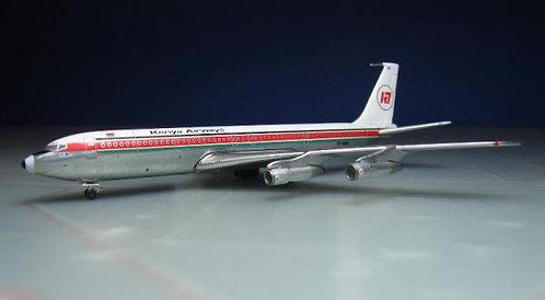 Kenya Airways B707-320B 1:400 AC5YBBR