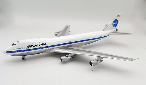 Pan Am B747-100 N732PA 1:200 IF741PA1020P