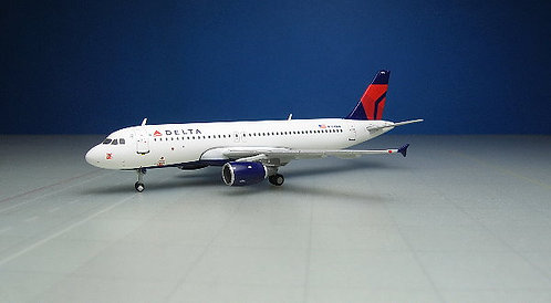 Delta A320 N374NW 1:400 GJDAL1540