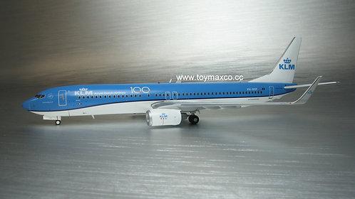 KLM B737-900 PH-BXP 1:200 G2KLM924
