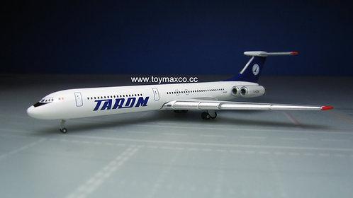 Tarom IL-62M YR-IRE 1:500 HE534000