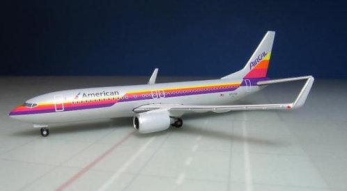American Airlines B737-800 Air Cal heritage N917NN 1:500 HE529631