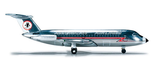 American Airlines BAC-1-11 1:500 HE523455