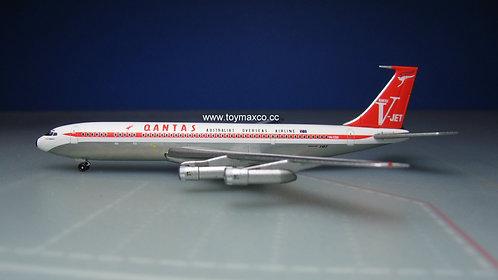 Qantas B707-320 V-Jet H-EBN 1:500 HE534154