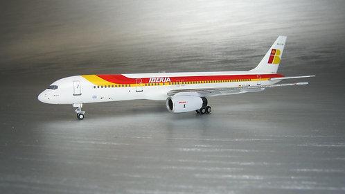 Iberia B757-200 EC-FYM 1:400 ACECFYM