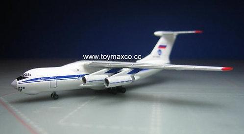 224 Flight Unit IL-76 1:500 HE532631
