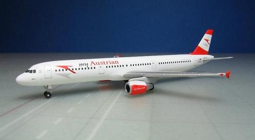 Austrian A321 1:500 HE528139