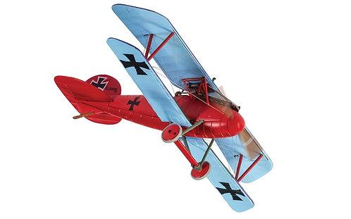Albatros DV Manfred von Richthofen Belgium 1917 1:48 AA37809