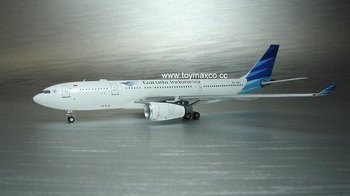 Garuda Indonesia A330-300PK-GPO1:400 NG61025