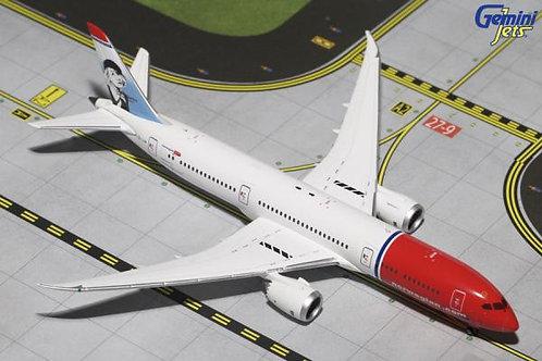 Norwegian B787-9 EI-LNI 1:400 GJNAX1563