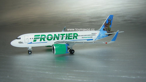 Frontier A320 neo N301FR Whitetail 1:500 HE534833
