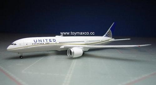 United B787-9 N45956 1:500 HE528238-001