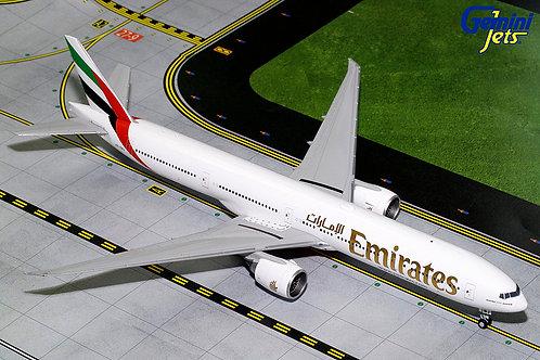 Emirates B777-300er A6-ENJ 1:200 G2UAE727