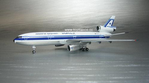 Ariana Afghan DC-10-30 YA-LAS Club Model 1:500 HE534758