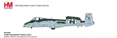A-10C USAF 355th FW Bulldog 1:72 HA1329