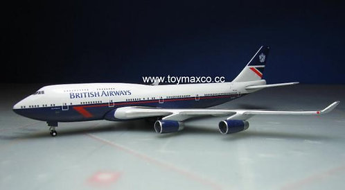 British Airways B747-400 Landor G-BNLY 1:500 HE533393