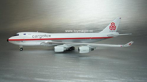 Cargolux B747-100 ERF LX-NCL 1:400 GJCLX1947
