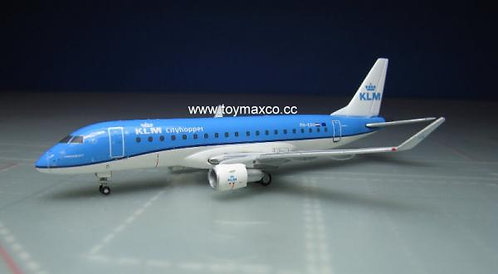 KLM ERJ-175 PH-EXU 1:400 GJLM1901