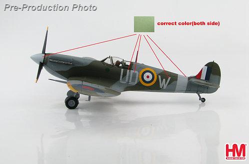 Spitfire Supermarine Mk V RAAF RAF Kenley 452 Sqn 1:48 HA7854