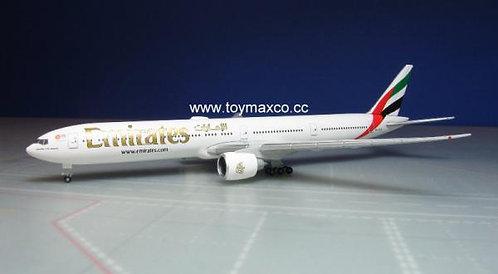 Emirates B777-300ER A6-EQA 1:500 HE518277-004