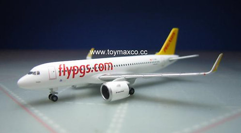 Pegasus Airlines A320 neo 1:500 HE531788