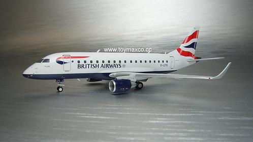 British Airways CityFlyer Embrear E170 1:200 G2BAW560