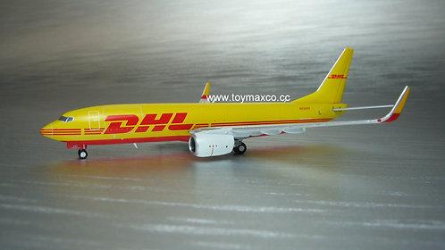 DHL B737-800 BDSSF N737KT 1:400 GJDHL1948