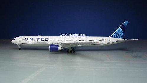 United Airlines B777-300ER N2749U 1:500 HE534253