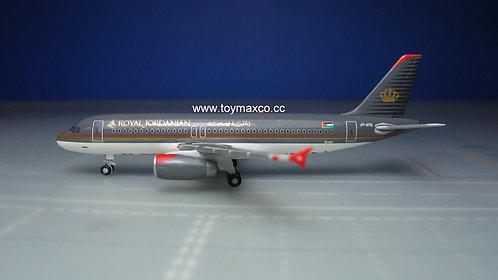 Royal Jordanian A320 JY-AYS 1:500 HE533577
