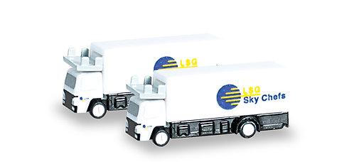 Catering trucks ( 2 units) 1:400 HE562485