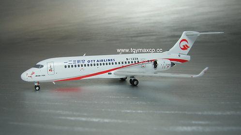 OTT Airlines ARJ21-700 1:400 NG21012