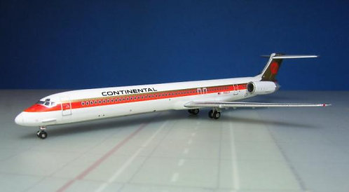 Continental MD-80 N980IF 1:400 GJCOA1166