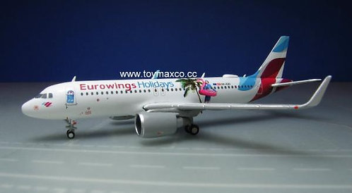 Eurowings A320 Eurowings Holidays 1:400 HE562676