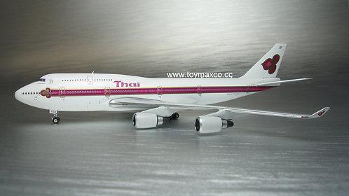 Thai B747-400 HS-TGA 1:400 PH11649