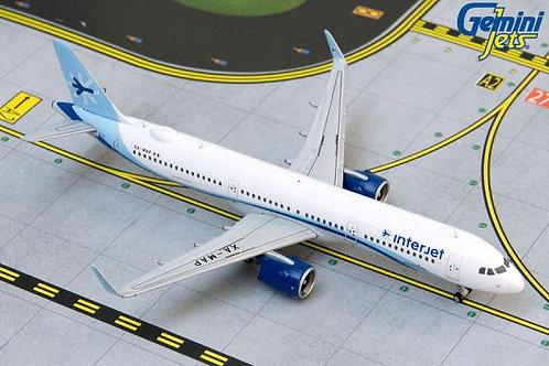 Interjet A321 ne XA-MAP 1:400 GJAIJ1884