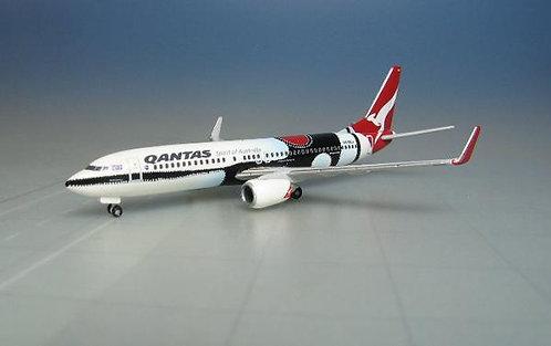 Qantas B737-800 Mendoowoorrji 1:500 HE526418