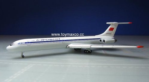 Aeroflot IL62M CCCP-86502 1:500 HE530842