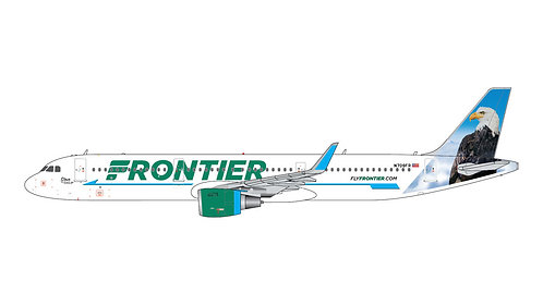 Frontier A321 N709FR 1:400 GJFFT1618
