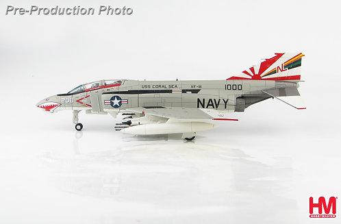 F-4 B US Navy VF-111 Sundowners USS Coral Sea 1:72 HA19021