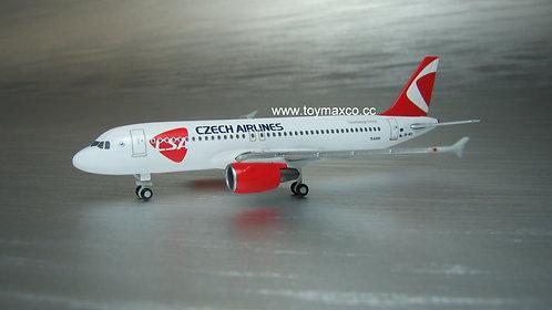 CSA Czech Airlines A320 OK-HEU 1:500 HE534680