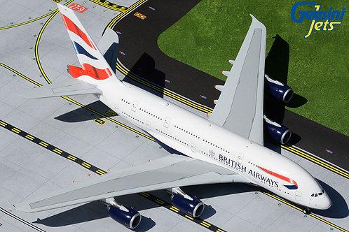 British Airways A380 G-XLEC 1:200 G2BAW905