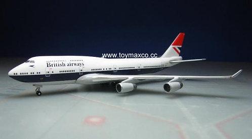 British Airways B747-400 Negus 1:500 HE533508