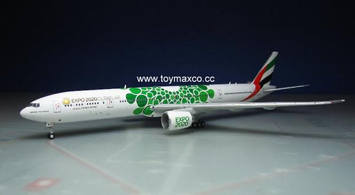Emirates B777-300ER Expo Green 1:400 GJUAE1817